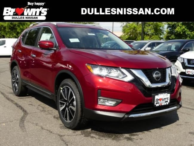 2019 Nissan Rogue SL SUV Dulles & Sterling