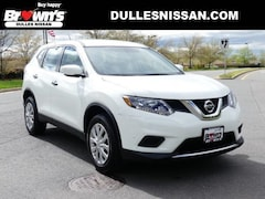 2016 Nissan Rogue S SUV I4 DOHC 16V 2.5L CVT with Xtronic P7732