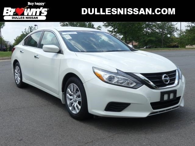 Certified Pre-Owned Nissan for Sale in Sterling, VA