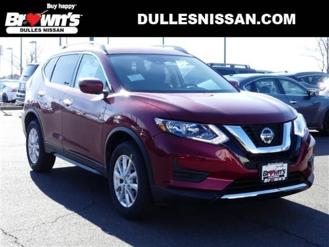 2019 Nissan Rogue SV SUV Dulles & Sterling