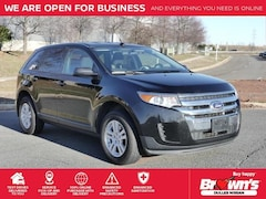 2012 Ford Edge SE SUV V6 Ti-VCT 3.5L 6-Speed Automatic with Select-Shift P7842B