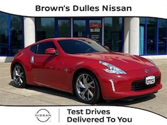 2017 Nissan 370Z Sport Coupe V6 DOHC 24V 3.7L 6-Speed Manual M1158