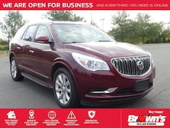 2015 Buick Enclave w/ Premium Group SUV V6 SIDI VVT 3.6L 6-Speed Automatic Electronic with Overdrive P7805