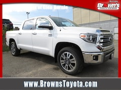 New 2018 Toyota Tundra 1794 5.7L V8 Truck CrewMax for sale Philadelphia