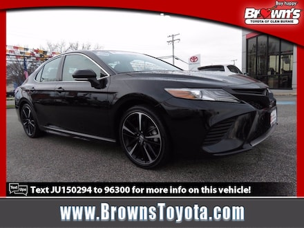 2018 Toyota Camry XSE Car