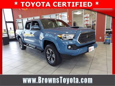 2019 Toyota Tacoma 4WD TRD Sport Truck