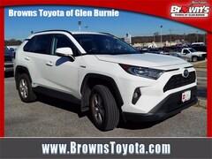 2020 Toyota RAV4 Hybrid XLE Sport Utility