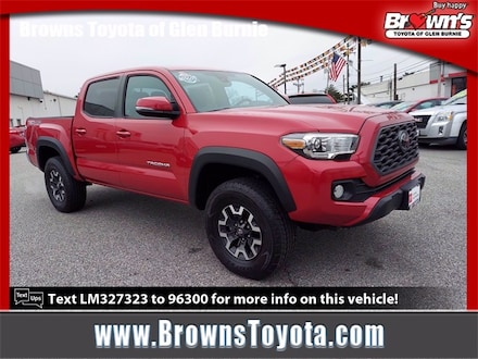 2020 Toyota Tacoma 4WD TRD Off Road Truck