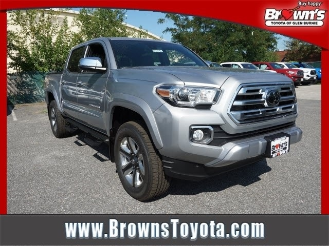 New Toyota Tacoma Inventory Near Baltimore | Brown's Toyota