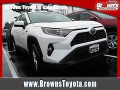 2020 Toyota RAV4 Hybrid XLE SUV