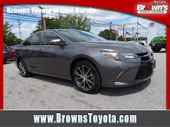2016 Toyota Camry XSE Car