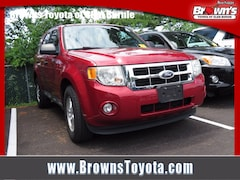 2010 Ford Escape XLT Sport Utility