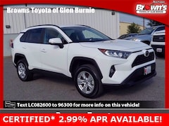 2020 Toyota RAV4 XLE Sport Utility