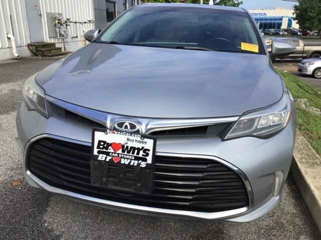 2016 Toyota Avalon Car