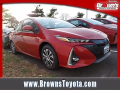 2021 Toyota Prius Prime Limited Hatchback