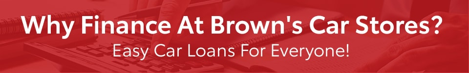 Brown's Toyota of Glen Burnie finance process