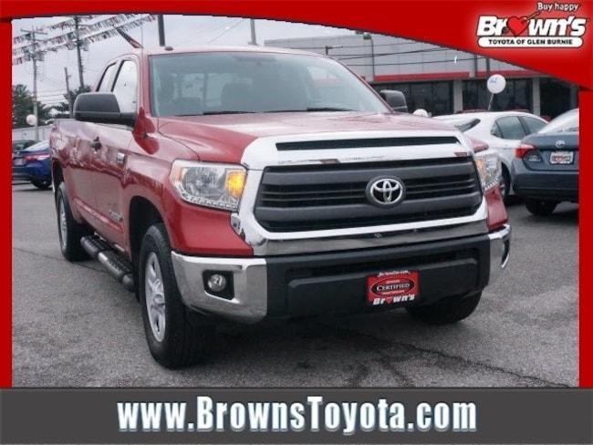 2015 Toyota Tundra SR5 Truck