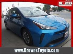 New 2020 Toyota Prius XLE Hatchback