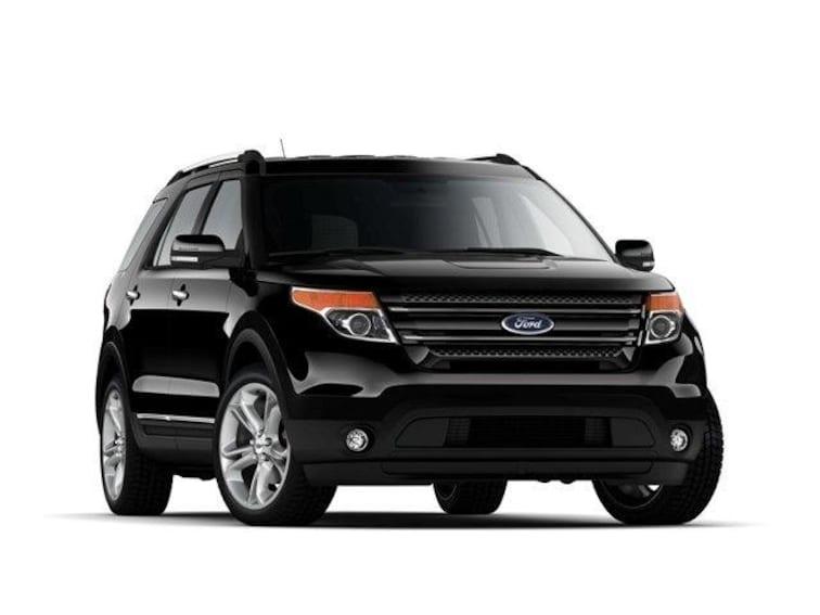 2015 Ford Explorer 4WD 4dr XLT Sport Utility