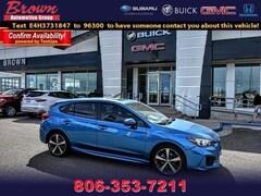 Used 2017 Subaru Impreza 2.0i Sport 5-Door CVT Car for Sale in Amarillo, TX, at Brown Subaru