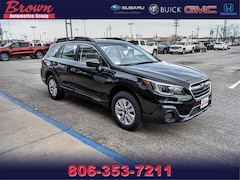 New 2019 Subaru Outback 2.5i SUV S7152 for Sale in Amarillo, TX, at Brown Subaru