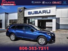 New 2019 Subaru Outback 2.5i Premium SUV for Sale in Amarillo, TX, at Brown Subaru