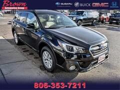 New 2019 Subaru Outback 2.5i Premium SUV S7040 for Sale in Amarillo, TX, at Brown Subaru
