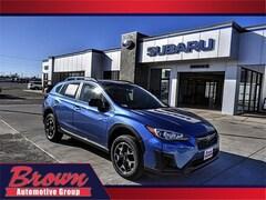 New 2020 Subaru Crosstrek Base Model SUV for Sale in Amarillo, TX, at Brown Subaru