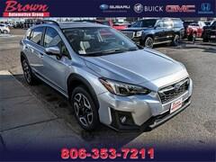 New 2019 Subaru Crosstrek 2.0i Limited SUV S7067 for Sale in Amarillo, TX, at Brown Subaru