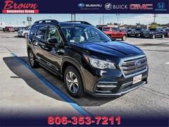 New 2019 Subaru Ascent Premium 7-Passenger SUV S7094 for Sale in Amarillo, TX, at Brown Subaru