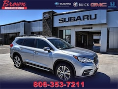 2020 Subaru Ascent Limited 7-Passenger SUV for Sale near Dumas TX at Brown Subaru