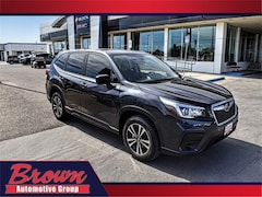 Pre-Owned 2019 Subaru Forester Base SUV S7990A for Sale in Amarillo, TX, at Brown Subaru