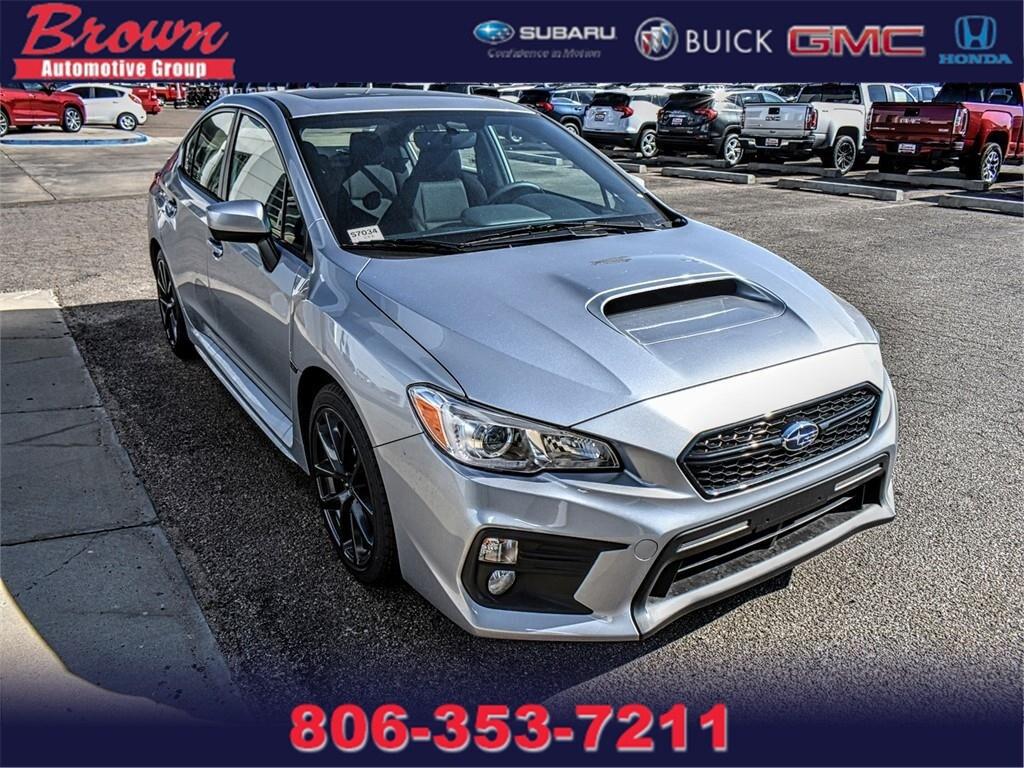 2019 Subaru WRX Sedan
