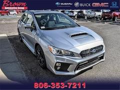 New 2019 Subaru WRX Premium (M6) Sedan S7034 for Sale in Amarillo, TX, at Brown Subaru