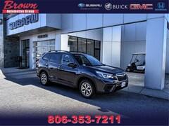New 2019 Subaru Forester Premium SUV S7244 for Sale in Amarillo, TX, at Brown Subaru