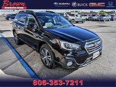 New 2019 Subaru Outback 2.5i Limited SUV for Sale in Amarillo, TX, at Brown Subaru