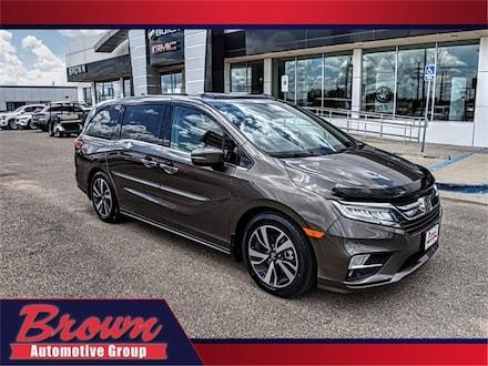 2019 Honda Odyssey Elite Minivan/Van