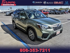 New 2019 Subaru Forester Premium SUV S7113 for Sale in Amarillo, TX, at Brown Subaru