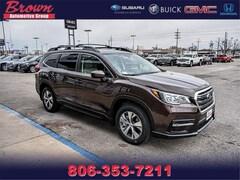 New 2019 Subaru Ascent Premium 8-Passenger SUV S7295 for Sale in Amarillo, TX, at Brown Subaru