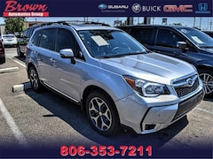 Pre-Owned 2016 Subaru Forester 2.0XT Touring SUV S7523A for Sale in Amarillo, TX, at Brown Subaru