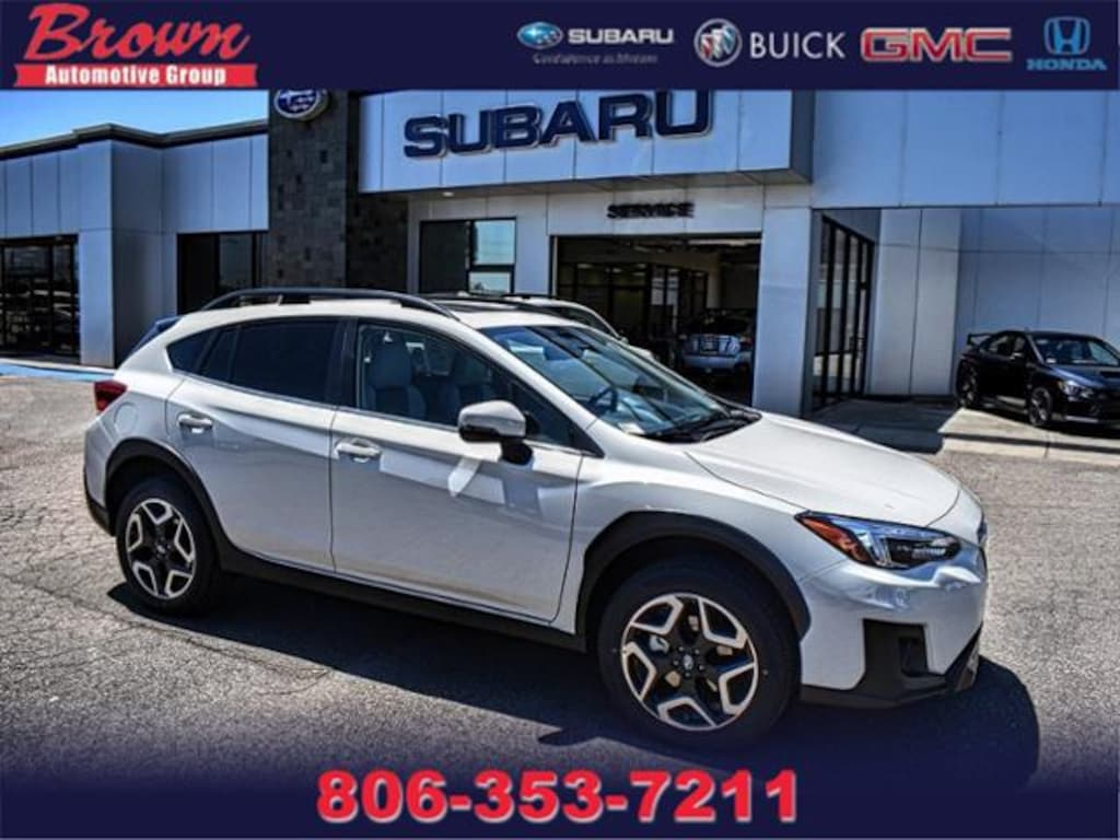 Cars For Sale In Amarillo Tx >> New 2019 Subaru Crosstrek Auto For Sale Amarillo Tx Jf2gtanc0kh303154 Serving Canyon Pampa And Hereford