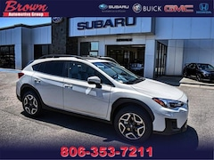 New 2019 Subaru Crosstrek 2.0i Limited SUV S7385 for Sale in Amarillo, TX, at Brown Subaru