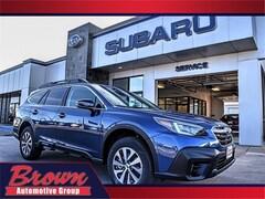 New 2020 Subaru Outback Premium SUV for Sale in Amarillo, TX, at Brown Subaru
