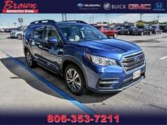 New 2019 Subaru Ascent Premium 7-Passenger SUV S7074 for Sale in Amarillo, TX, at Brown Subaru