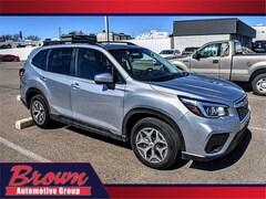 Pre-Owned 2019 Subaru Forester Premium SUV S8161A for Sale in Amarillo, TX, at Brown Subaru