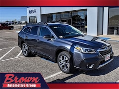 New 2020 Subaru Outback Limited SUV S7974 for Lease near Lubbock, TX, at Brown Subaru