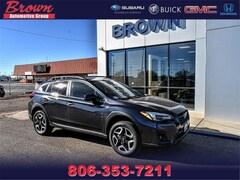 New 2019 Subaru Crosstrek 2.0i Limited SUV S7225 for Sale in Amarillo, TX, at Brown Subaru