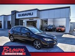 New 2020 Subaru Impreza Premium 5-door S7766 for Lease near Lubbock, TX, at Brown Subaru