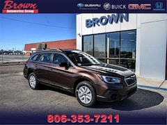New 2019 Subaru Outback 2.5i SUV S7307 for Sale in Amarillo, TX, at Brown Subaru