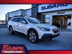 New 2020 Subaru Outback Limited SUV for Sale in Amarillo, TX, at Brown Subaru